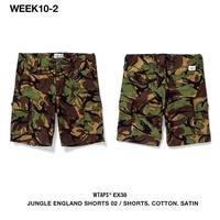 Wtaps jungle england shorts cargo 02/XL