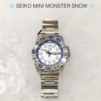 Seiko Mini Monster 😈