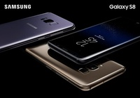 【TengYu騰宇 二聖 建工】新機上市※三星SAMSUNG Galaxy S8 5.8吋防水防塵旗艦機(4G/64G) 新品預購