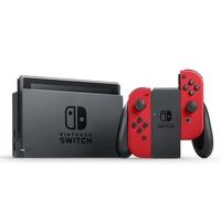 【台灣公司貨】 Nintendo Switch NS主機 超級瑪利歐 奧德賽特別版 紅色 【單機不含遊戲】台中星光電玩