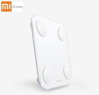 Xiaomi YUNMAI Smart Body Fat Scale 2 mini portable lose weigh home use accurate data body health care fitness for man woman kids