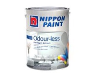 Nippon Paint Odour-less All-in-1 - Base 3 - Serendipitous NP N1926D - 5L