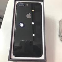 I phone 8 plus 256g 黑
