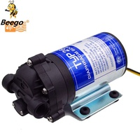 Coronwater 100gpd Water Filter RO Booster Pump for Increase Reverse Osmosis System Pressure HAPP1259
