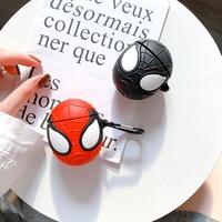 [SAI0122] Salüt | AIRPODS | 蜘蛛人airpods保護套/紅&黑