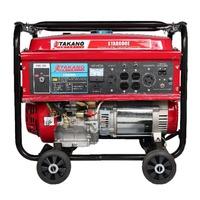 【台灣工具】日本 TAKANO 高野 8000W 汽油發電機 電啟動/手動 ETA8000E