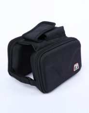 Aleoca Bicycle Frame Bag Pouch (Black)