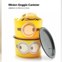 Tupperware Minion One touch container (2) 940ml