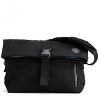 Crumpler Mens The Pinnacle Of Horror Rolltop Messenger Bag 9 L Black