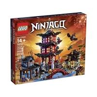 全新未拆 正版樂高 LEGO 70751 忍者神廟