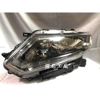 全新NISSAN X-TRAIL 15 16 17 18年 原廠型 HID對應 LED燈眉 大燈