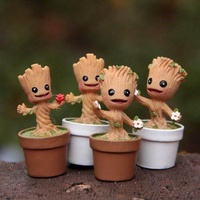 Guardians of the Galaxy-- Mini Baby Groot Guardians Of The Galaxy Action And Toy