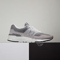 新品 New Balance 997H 中性 灰色 復古休閒鞋 CM997HCA