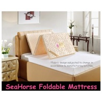 SEAHORSE Foldable Mattress Children Bedding
