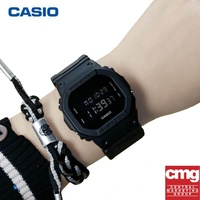CASIO G-SHOCKนาฬิกา สีดำสำหรับผู้ชายWatch 100%แท้DW-5600BB-1ประกัน CMG1 ปี กันน้ำนาฬิกากีฬา