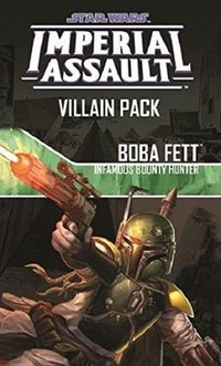 Imperial Assault: Boba Fett, Infamous Bounty Hunter Villain Pack