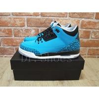 【Dr.Shoes 】Air Jordan 3 Powder Blue GS女鞋 398614-406