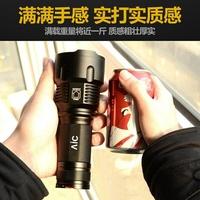 手電筒強光手電筒可充電超亮5000氙氣遠射家用戶外燈26650變焦小便攜led 嬡孕哺