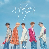N.Flying HOW ARE YOU? 4th Mini Album CD + PHOTOCARD + POSTER NEW