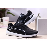 Hot Sale Puma BMW Low top Men Sports Running walking jogging shoes black