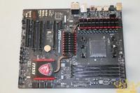 庫存 微星 990FXA GAMING 990FX主機板 AM3+ 支援推土機 殺手網卡