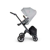 Stokke® Xplory® V6嬰兒手推車(座椅櫻花粉)