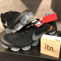 [Intoynational] THE TEN VAPORMAX 2.0 OFF WHITE 黑