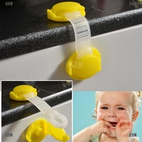 2/5/10 X Toddler Baby Safety Lock Kids Drawer Cupboard Fridge Cabinet Door Lock❤JING1