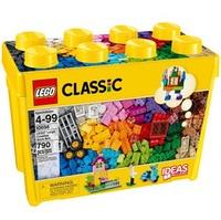 樂高LEGO 10698  基本顆粒系列- 樂高® 大型創意拼砌盒
