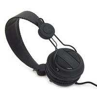 瑞典 WeSC Oboe Solid系列 耳罩式耳機【全黑色】