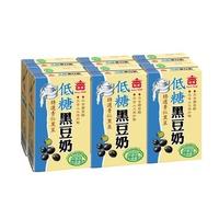 義美低糖黑豆奶250mlx6【愛買】