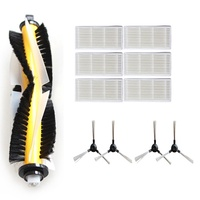 Roller & Side Brushes + Filters for Proscenic 780T 790T Vacuum Cleaner Part New