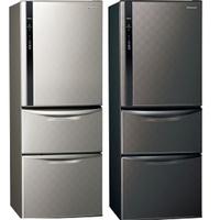 Panasonic國際牌變頻三門電冰箱 468公升NR-C479HV-S/NR-C479HV-K星空黑