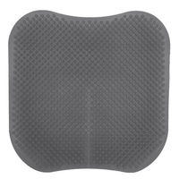 43*43cm 3D Massage Silicone Car Seat Cushion Breathable Chair Pad Mat Seat Cover