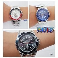 航海王 水鬼錶 手錶 金屬錶帶 3款 航海王鋼帶手錶 航海王時尚手錶 ONE PIECE手錶 正版 全新