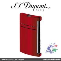 S.T. Dupont 法國都彭頂級打火機 - MaxiJet 防風噴射打火機 / 烈火紅 / 20138 【詮國】