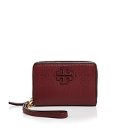TORY BURCH McGraw BI-FOLD WALLET  [BWN]
