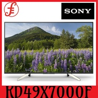 SONY TV SMART UHD 49INCH KD49X7000F 49 IN ULTRA HD 4K SMART LED TV