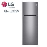 LG 樂金 315公升變頻雙門冰箱GN-L397SV 送基本安裝+好禮4選1