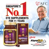 [2 for $99] AFC Ultimate Vision No1 Eye Supplement w Lutein Zeaxanthin
