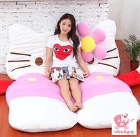 ♥ Hello Kitty Lazy Sofa Bed ♥ Foldable Mattress ♥ Tatami ♥ Sleeping bag ♥
