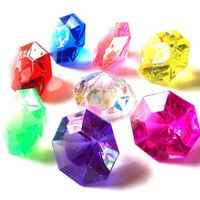 批發 多色 大號 愛心 壓克力 寶石 鑽石/戀與製作人/鑽石禮盒/寶石之國