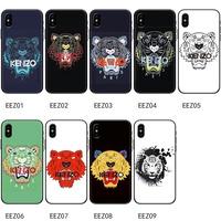 KENZO 潮牌 手機殼現貨 iPhoneXSMAX iPhoneXR X XS iPhone8 iPhone7 iP6