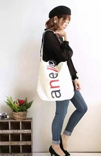 Japan Anello Shopping Bags