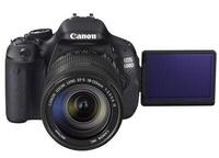 Canon EOS 600D (INCLUDES 18-55 KIT LENS, 2 BATTERIES, CRUMPLER BAG, TRIPOD, CHARGER ETC)