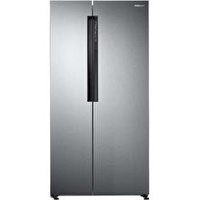 SAMSUNG RS62K60A7SL 620L SIDE BY SIDE FRIDGE