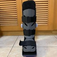 天神牌氣動式足踝護具-踝關節骨折與小腿骨折不打石膏的新選擇