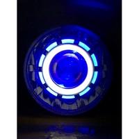 魅力 many 100 110 LED魚眼大燈總成 天使眼 魔鬼眼 (非HID) 日行燈
