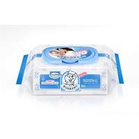 【新包裝】貝恩-Baan EDI超純水柔濕巾濕紙巾-超厚80抽/4串(12包) 690元