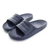 adidas 男女鞋 拖鞋 藍色DURAMO SLIDE-BB0498